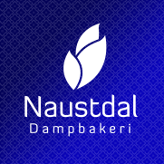 Naustdl dampbakeri logo